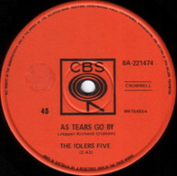 IDLERS FIVE  -   Melborn and Sideny/ As tears go by (G81265/7s)