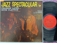 LAINE,FRANKIE & BUCK CLAYTON  -  JAZZ SPECTACULAR  (G157772/LP)