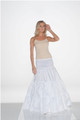 New Medium Full Form Fit Bridal Petticoat Wedding Gown Slip