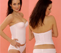 New Strapless Bustier Bridal Petticoat Bra