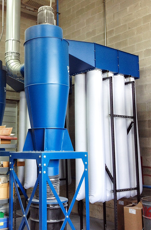 Wood Working Dust Collectors Industrial Shop Dust Collection Systems