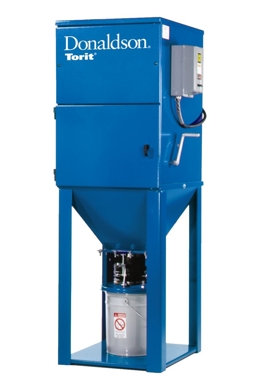 Donaldson Torit Cabinet Dust Collectors For Sale