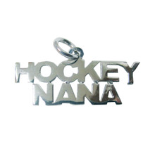 HOCKEY NANA PENDANT
