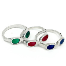 SWIM GOOGLE RING W/ ENAMEL