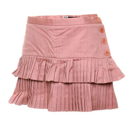 BCBGMAXAZRIA Powder Pink Mini Skirt