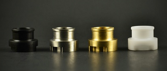 Aeolus Wide Bore Drip Tip