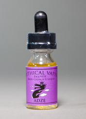 Mythical Vapes: Adze (Berry Crunch)