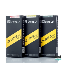 Uwell Crown 3 Replacement Coil Pack