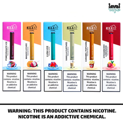 Ezzy Oval Disposable Vape Pod System 1.3ml 5% Nicotine