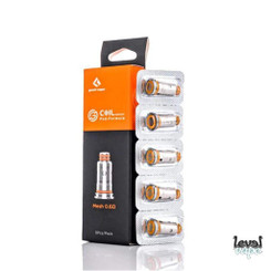 Geek Vape G coils for the Aegis pod system- Pack of 5