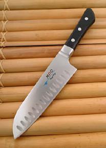 MAC Knives - Mighty Granton Edge Santuko - MSK-65