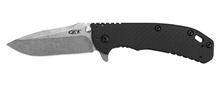Zero Tolerance - ZT Hinderer Carbon Fiber Assisted Folder - ZT566CF