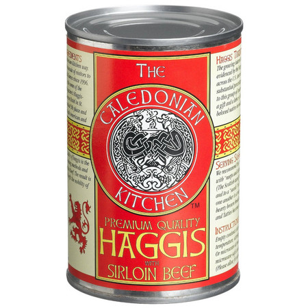 Highland Beef Haggis - 14.5oz