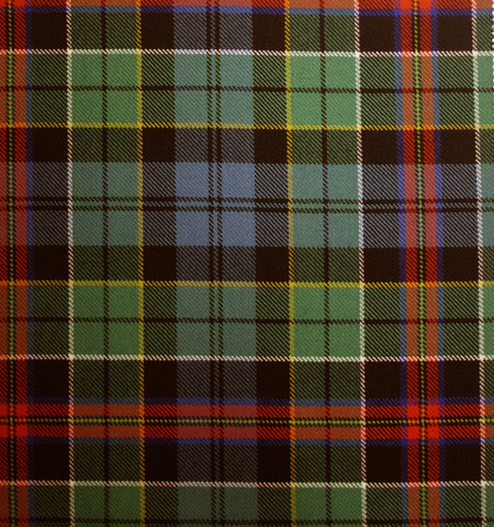 Allison Ancient Heavy Weight Tartan