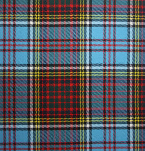 Anderson Modern Heavy Weight Tartan