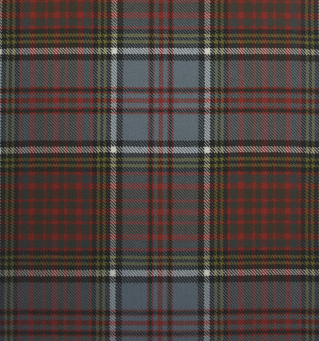 Anderson Weathered Heavy Weight Tartan