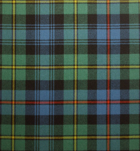 Baille Ancient Heavy Weight Tartan