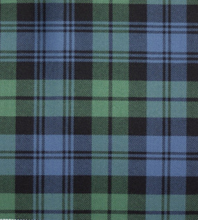 Black Watch (GRH & CP) Ancient Heavy Weight Tartan