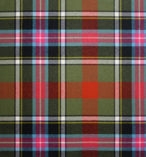 Bruce of Kinnaird Ancient Heavy Weight Tartan