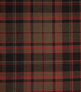 Buchan (CUH) Hunting Weathered Heavy Weight Tartan