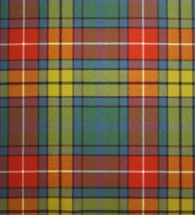 Buchanan Ancient Heavy Weight Tartan