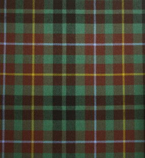 Buchanan Hunting Ancient Heavy Weight Tartan