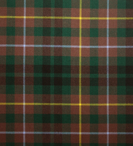 Buchanan Hunting Modern Heavy Weight Tartan