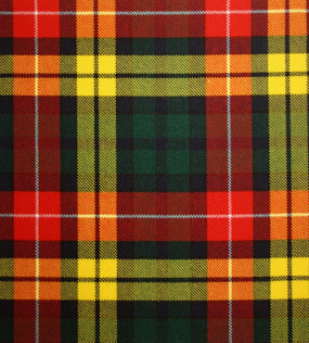 Buchanan Modern Heavy Weight Tartan