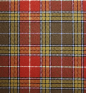 Burnett Weathered Heavy Weight Tartan