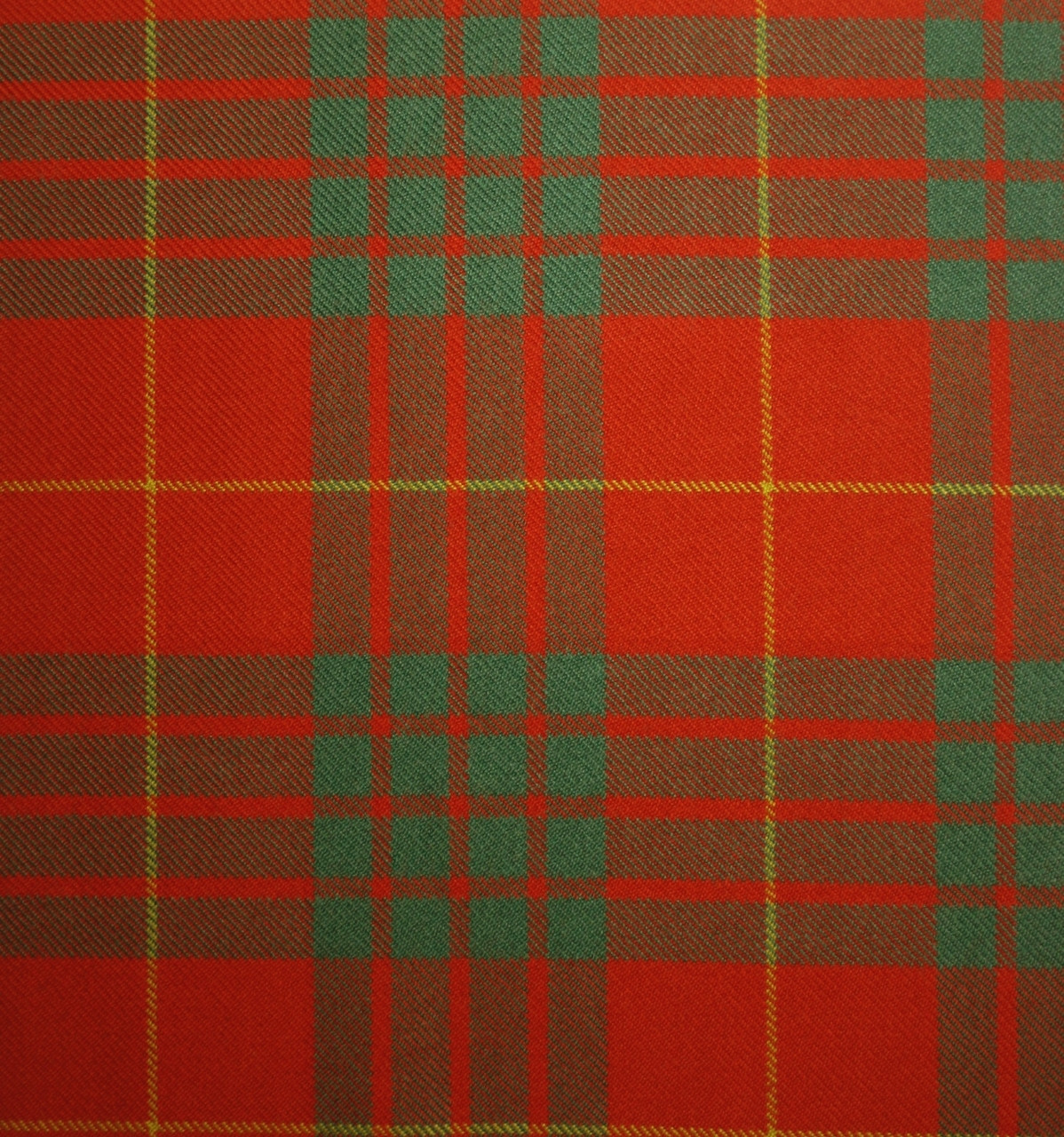 Scottish Kilt Tartans - Cameron of Erracht, Clan Tartans ...