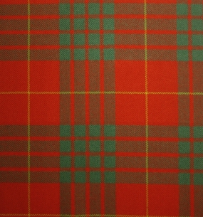 Cameron Clan Ancient Heavy Weight Tartan