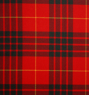 Cameron Clan Modern Heavy Weight Tartan