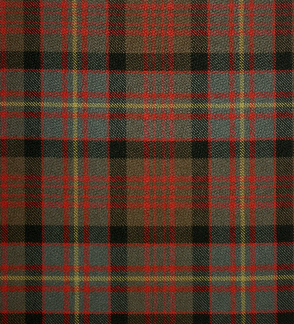 CAMERON CLAN SCOTTISH KILT TARTAN DESIGN Throw Pillow by ...