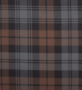 Campbell Clan (BLW & GRH) Weathered Reiver Tartan