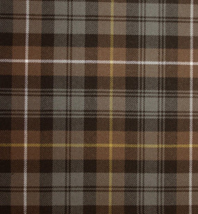 Campbell of Argyll Weathered Heavy Weight Tartan
