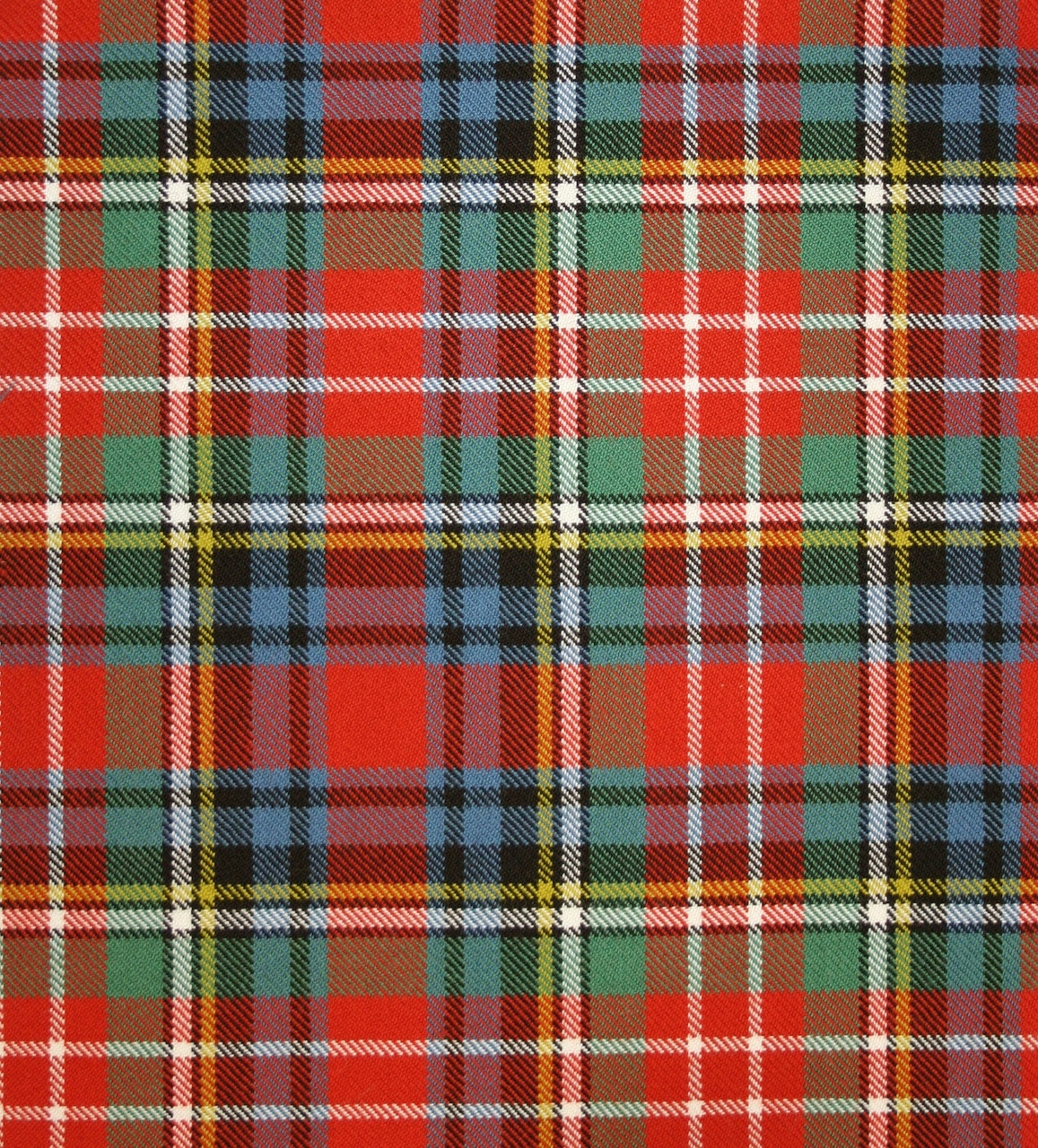 Christie Ancient Heavy Weight Clan Family Tartan Scottish