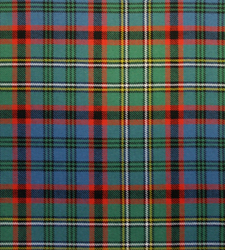 Cunningham Hunting Ancient Heavy Weight Tartan