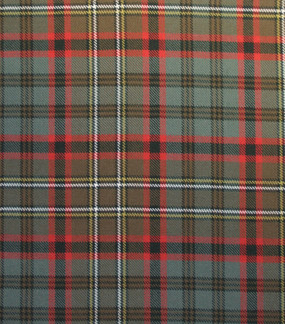 Cunningham Hunting Weathered Heavy Weight Tartan
