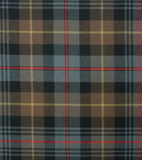 Farquharson Weathered Heavy Weight Tartan