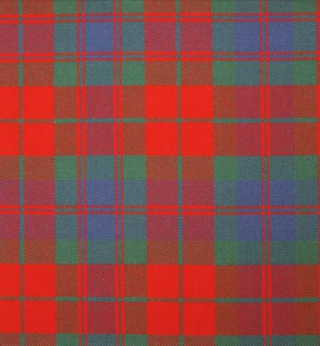 Fraser Clan Ancient Heavy Weight Tartan