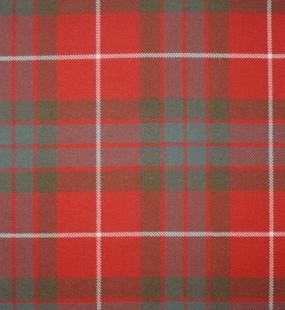 Fraser Dress (Fraser Red) Weathered Heavy Weight Tartan