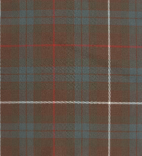 FZH-W Fraser Hunting Weathered Heavy Weight Tartan