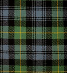 Gordon Clan Ancient Heavy Weight Tartan