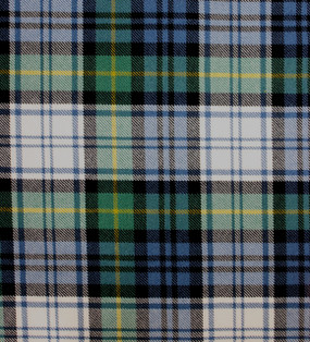 Gordon Dress (military sett) Ancient2 Heavy Weight Tartan