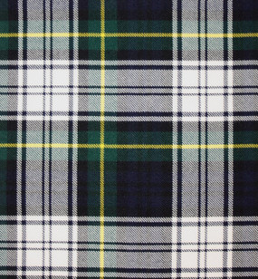 Gordon Dress (Military Sett) Modern Heavy Weight Tartan