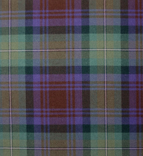 IOS-CTST Isle of Skye Heavy Weight Tartan