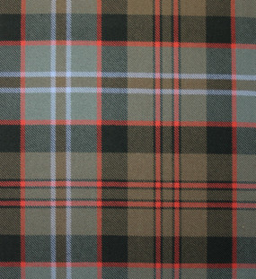 Lochaber Weathered Heavy Weight Tartan