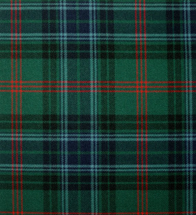 Lochcarron Hunting Modern Heavy Weight Tartan