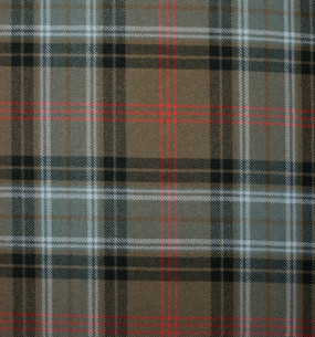 Lochcarron Hunting Weathered Heavy Weight Tartan