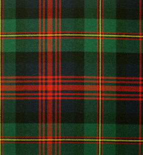 Logan (MacLennan) Modern Heavy Weight Tartan